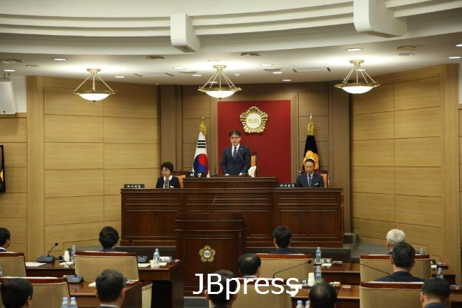 3.제290회 임실군의회 제1차 정례회 개회.JPG