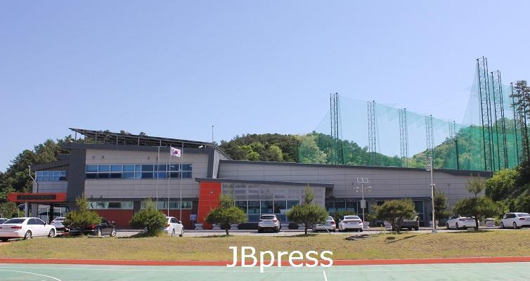 11-29 진안군 국민체육센터 수영장  임시휴장 (국민체육센터 전경사진).jpg