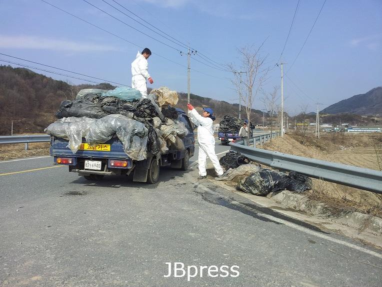 3-25 진안군, 봄철 영농폐기물 집중 수거 사진.JPG
