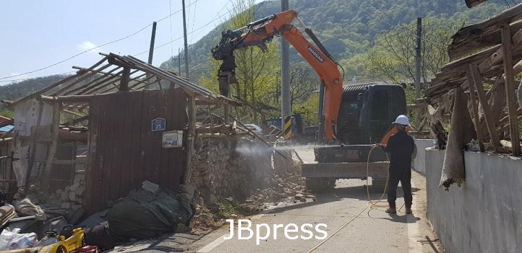 3.임실군, 농촌 빈집정비 확대 운영.. ..비주거용 건축물 정비사업도 속도.jpg
