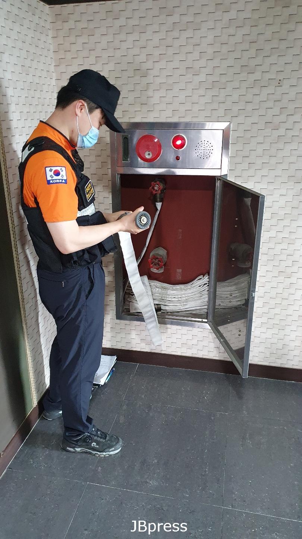 휴가철 대비 다중이용시설 화재안전대책 추진 사진2.jpg